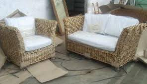 tulip rattan sofa cushion bali java indonesia indoor furniture