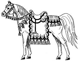 arabian horse colouring pages page 2 with arabian horse coloring