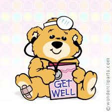 get well soon for children get well soon animated teddy graphic