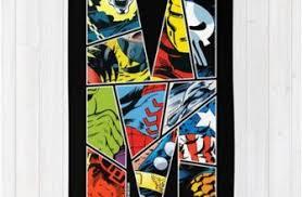 marvel comics rug u2013 superhero sheets