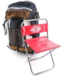 Folding Chair Backpack Master Piece Mspc Rumble Series Backpack Chair Pack