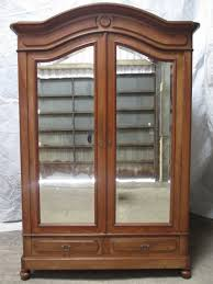furniture ikea storage unit mirrored armoire wardrobe free