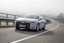 opel commodore b 2017 opel insignia revealed joined by vauxhall variant and holden