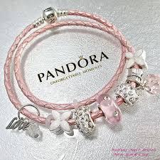 pandora leather bracelet pink images 227 best pandora images jpg