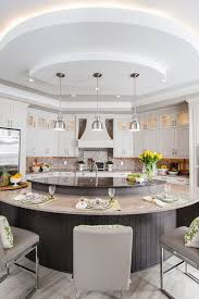 island in kitchen pictures the 25 best curved kitchen island ideas on area for