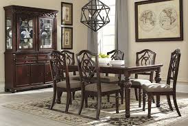 amazon com ashley furniture signature design leahlyn dining
