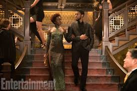 Black Panther Marvel Halloween Costume Black Panther Images Reveal Cast Costumes Characters Collider