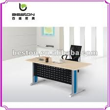Office Ls Desk Office Furniture Desk With Steel Base Ls 017 View Office