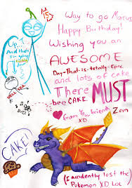 best birthday cards best birthday card inside page 1 by ultrax7 on deviantart