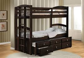 Bunk Beds Trundle Size Bunk Bed W Trundle Buy At Best Price Sohomod
