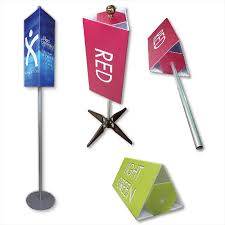 pole sign free standing pole sign event signage directional signs trade