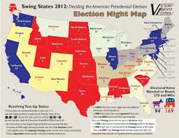 Election Map 2012 by Swing States 2012 In Final Development At Vpg The Gaming Gang