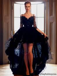 All Black Prom Dress All Black Lace Dress