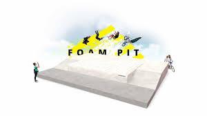 foam pit soft u0026 safe fall absorption bigairbag