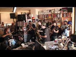 Tiny Desk Concert Mother Falcon So Fun To Watch Troy