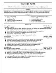 exle of a student resume sle resume for drivers resume resume exles 5yz5lrkzjv