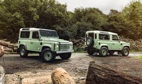land rover 110 off road land rover defender heritage limited edition