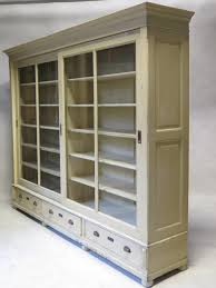 bookcase with bottom doors bookcase with drawers on bottom large cream wooden sliding glass