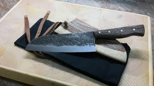 custom kitchen knives 8 best reasons to buy a tc blades custom hand made kitchen knife