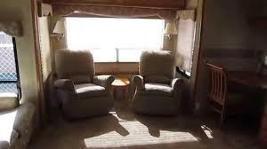2007 gulfstream prairie schooner 35 flr fifth wheel 4 slides