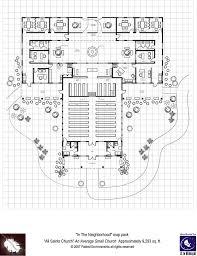 modern floorplans neighborhood church fabled environments