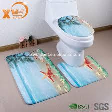 Toilet Mat Bath Mat Set Bath Mat Set Suppliers And Manufacturers At Alibaba Com