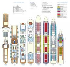 carnival cruise ship floor plans baby nursery deck plan deck plans select your cabin msc