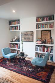In Wall Bookshelves by 38 Fantastic Home Library Ideas For Book Lovers Library Design