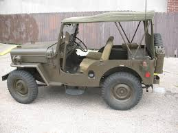 jeep j8 military jeep willys mb rapid intervention vehicle of the royal air force