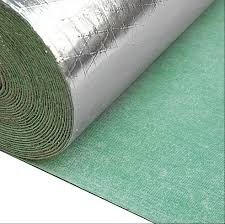 insulated laminate flooring underlay