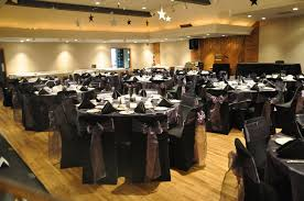 black chair covers chair affair calgary chair covers gallery