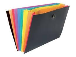trieur papier bureau viquel rainbow class trieur différents formats trieurs polypro