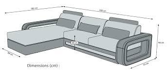 taille canapé dimension canape 3 places 700 x 700 dimension dun canape 3 places