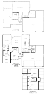 4 bed floor plans tahoe 3 1 2 car 4 bed 1986 2 story u2013 utah home design