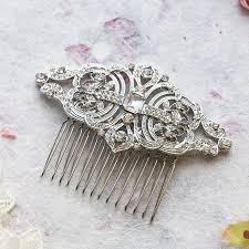 hair broach aviva hair comb by lola and notonthehighstreet