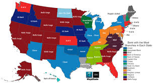 Red State Map by Featured Maptitude Maps