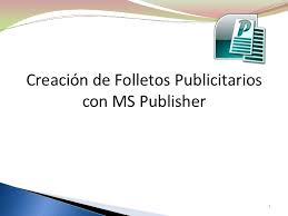 bordes para publisher presentacion curso publisher