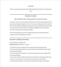 Mac Resume Template U2013 44 Free Samples Examples Format Download by Event Planning Resume Planner Resume Event Planner Free Resume