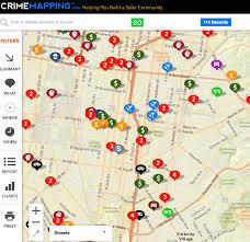Crime Map Phoenix by Metro Services U2014 Smoketown Voice