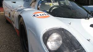 Porsche 917 Replica Will Let You Live Out Your Le Mans Fantasies