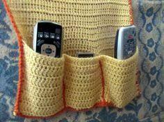 Armchair Remote Caddy Arm Chair Remote Caddy Crochet Pinterest Remote Caddy