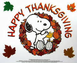 peanuts thanksgiving clip to post on fb 101 clip