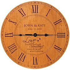 wedding clocks gifts personalized wedding gifts modern decorative wall