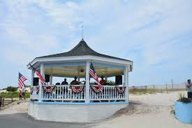 Lighted Music Gazebo by Events In Cape Charles Life And Real Estate On The Eastern Shore