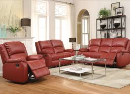 leather reclining sofa loveseat living room stunning leather reclining living room sets country