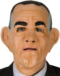 president halloween mask ex presidents lbj mask masking and products