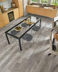 st louis grey hardwood floors kitchen modern with glass top dining
