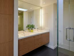 mirrors over bathroom vanities