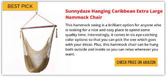 Single Person Hammock Chair Best Hanging Hammock Chair Reviews 2017 U2013 Our Top 5 Picks