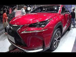 a lexus suv 2016 2017 lexus suv nx 200t interior exterior